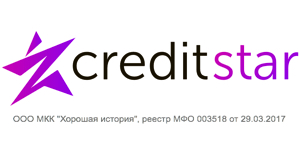 credit star logo